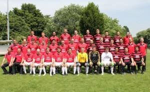 SV Germania 1920 Ockstadt Mannschaft Kreisliga